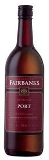 Fairbanks Port 750ml - Case of 12